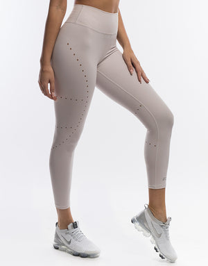 Echt Air Laser Leggings - Sandy Beige