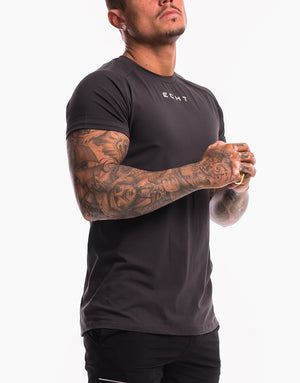 Echt Pure T-Shirt - Dark Grey