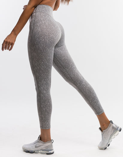 Echt Hana Leggings - Grey Marl