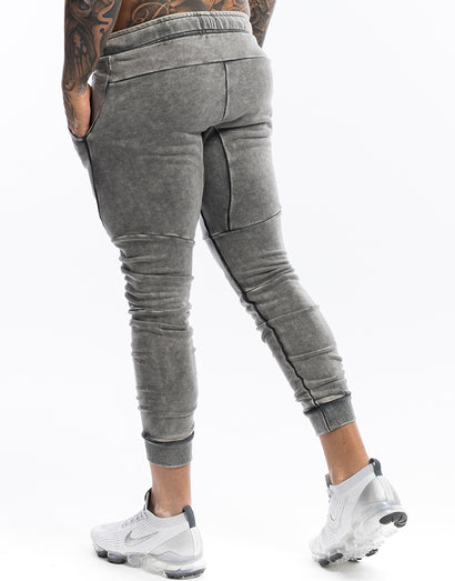 Echt Wash Joggers - Charcoal