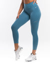 Echt Purpose Leggings - Bluestone