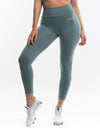 Echt Tempo Leggings - Goblin Blue
