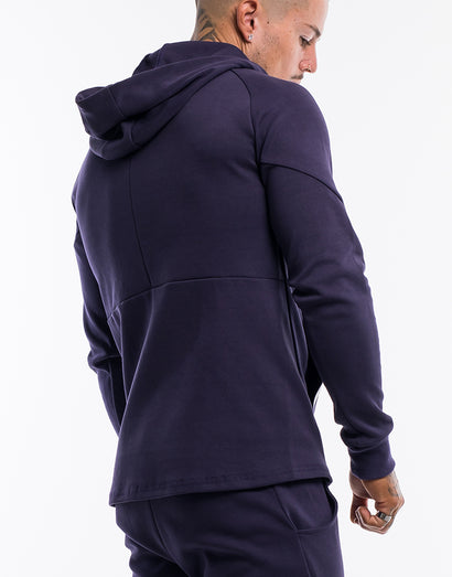 Echt Power Zip-Up - Nightshade