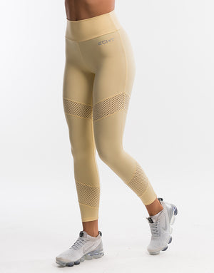 Echt Enforce Scrunch Leggings - Banana