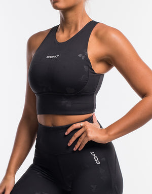 Echt Advance Bra - Black