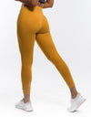 Ladies Tapered Joggers - Citrus