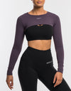 Echt Eden Long Sleeve - Grape