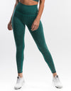 Echt Sensory Leggings - Aqua Green