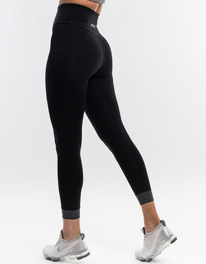 Echt Interlock Leggings - Black