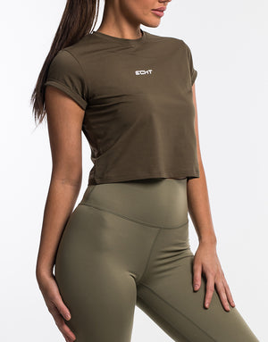 Echt Guard Tee - Olive