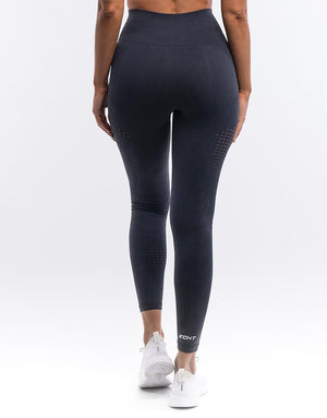 Arise Vintage Leggings - Black