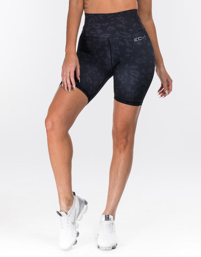 Echt Avant Bike Shorts - Black