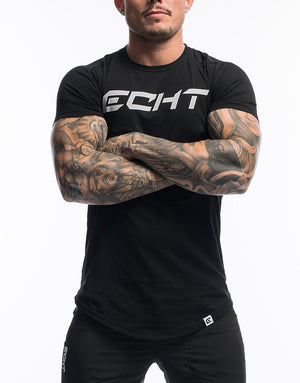 Echt Core T-Shirt - Black