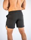Echt Cut Off Shorts - Black