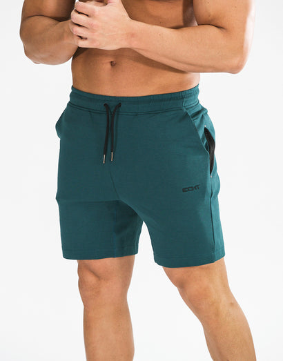 Echt Dynamic Shorts - Deep Teal