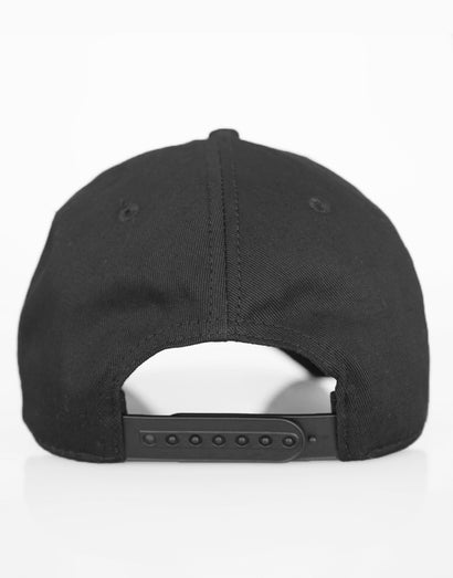 Echt Stripe Cap - Black