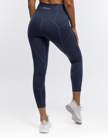 Force Elevate Leggings - Night Sky Blue
