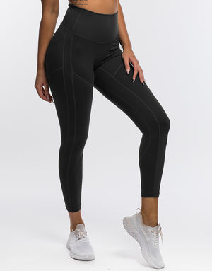 Force Elevate Leggings - Black
