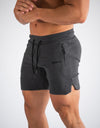 Echt Force Knit Shorts - Cinder