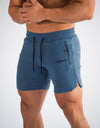 Echt Force Knit Shorts - Indigo