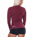 Echt Force Long Sleeve - Beet