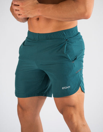 Echt Fuse Shorts V2 - Deep Teal