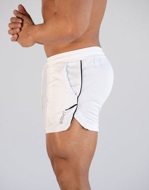 Echt Hyper Shorts - White