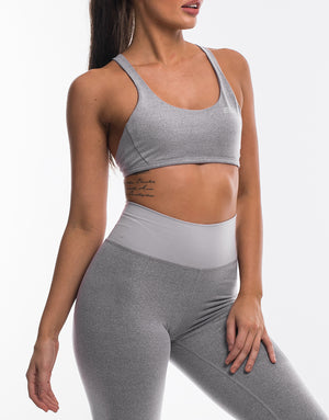 Echt Impetus Sportsbra - Light Grey