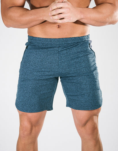 Echt Impetus Knit Shorts V2 - Azure
