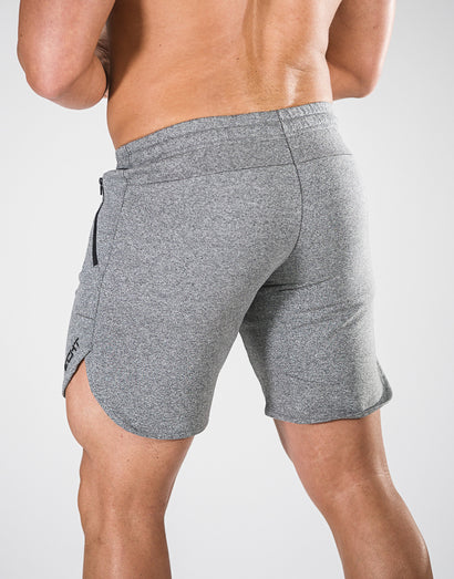 Echt Impetus Knit Shorts V2 - Storm Grey