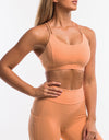 Echt Purpose Sportsbra - Peach
