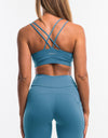 Echt Purpose Sportsbra - Bluestone