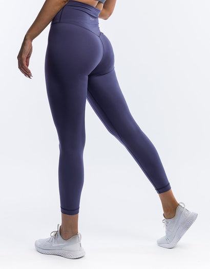 Echt Range Leggings - Purple