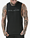 Echt Reckless Muscle Top - Black