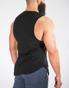 Echt Reckless Muscle Top V2 - Black