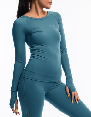 Echt Scrunch Long Sleeve - Bering