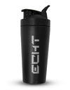 Echt Stainless Steel Shaker 700ml - Black