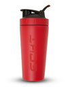 Echt Stainless Steel Shaker 700ml - Red