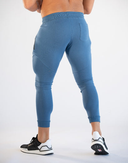 Echt Tapered Joggers - Blue
