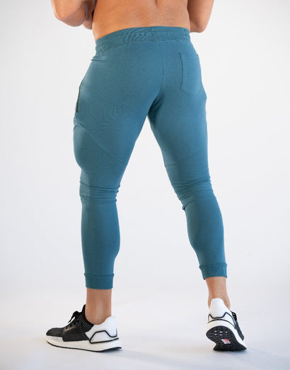 Echt Tapered Joggers - Teal