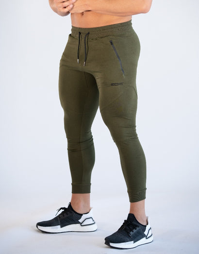 Echt Tapered Joggers - Thyme