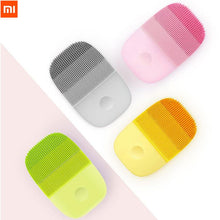 Load image into Gallery viewer, Xiaomi Facial Cleansing Brush Smart Waterproof Silicone Sonic Electric Massage Wash Face Care Cleaner Rechargeable Facial Beauty