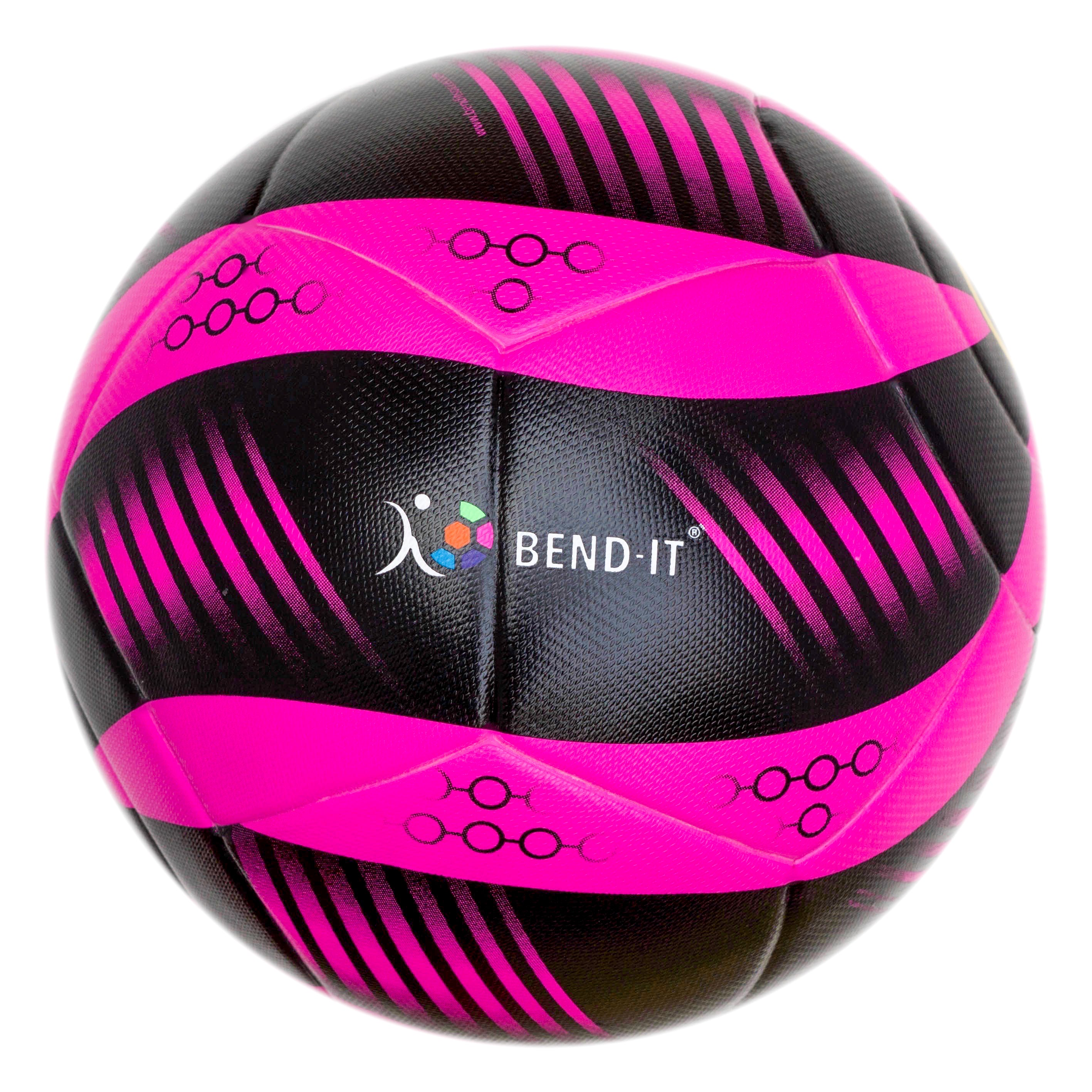 b528b461f10 Bend-It Soccer, Curl-It Pro Atomic, Soccer Ball Size 5, Match Ball ...