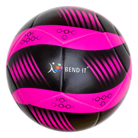 Bend-It Soccer, Curl-It Pro Atomic, Soccer Ball Size 5, Match Ball