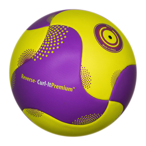 Bend-It Soccer, Reverse-Curl-It Premium, Soccer Ball 5, Match Ball