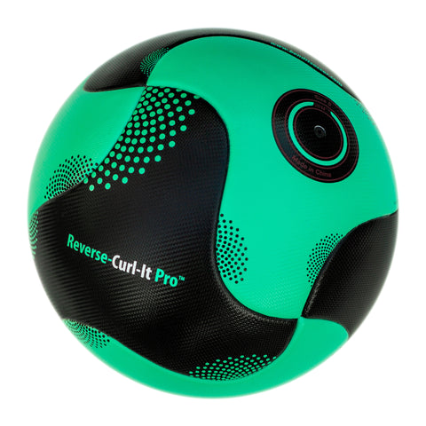 Bend-It Soccer, Reverse-Curl-It Pro, Soccer Ball Size 5, Match Ball