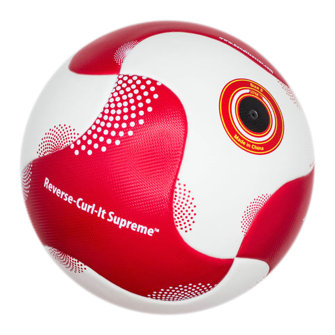 Bend-It Soccer, Reverse-Curl-It Supreme, Soccer Ball 5, Match Ball