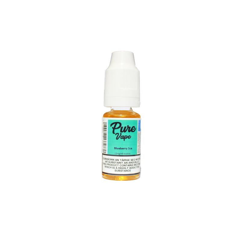 Pure Vape: Blueberry Ice 10ml