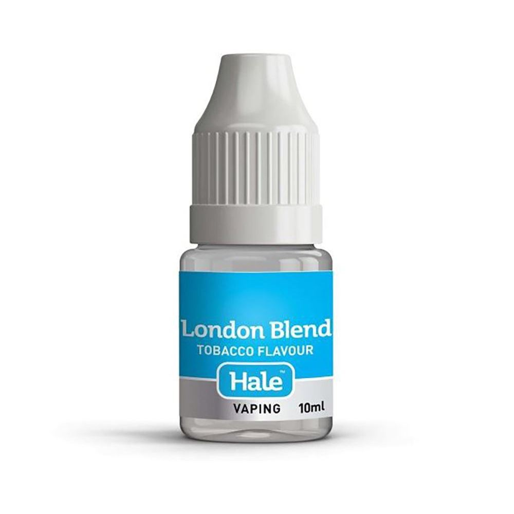 Hale: London Blend E-Liquid 10ml