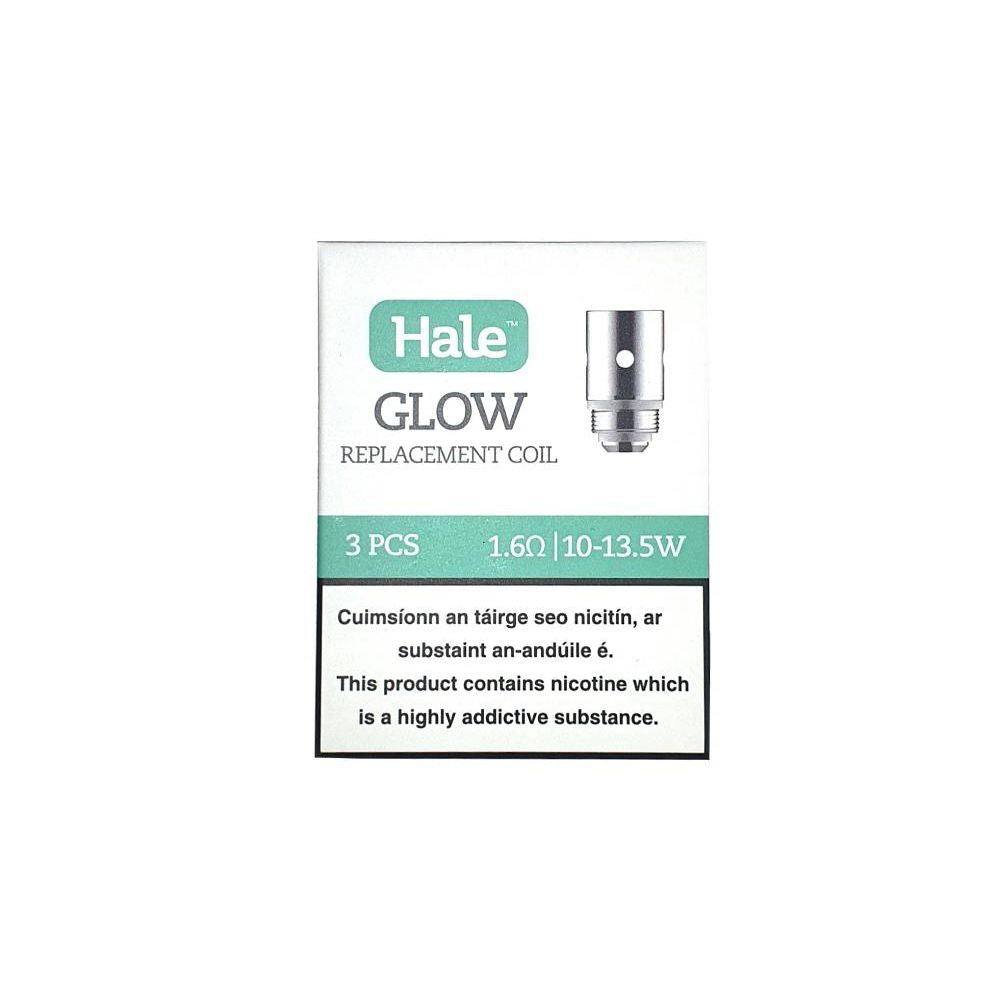 Hale: Glow Replacement Coils (3 pack)